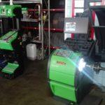 Urządzenia do wymiany opon Bosch TCE4550 WBE4440